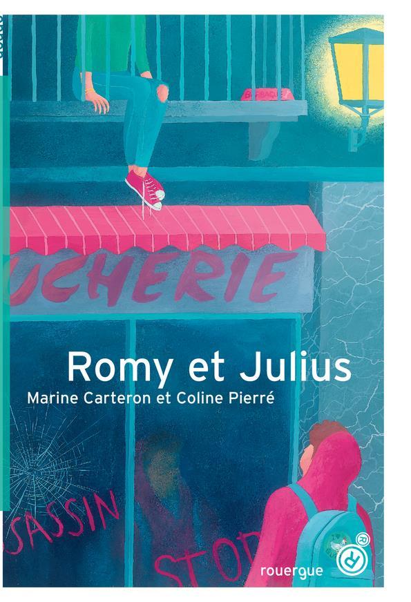 ROMY ET JULIUS CARTERON/PIERRE ROUERGUE