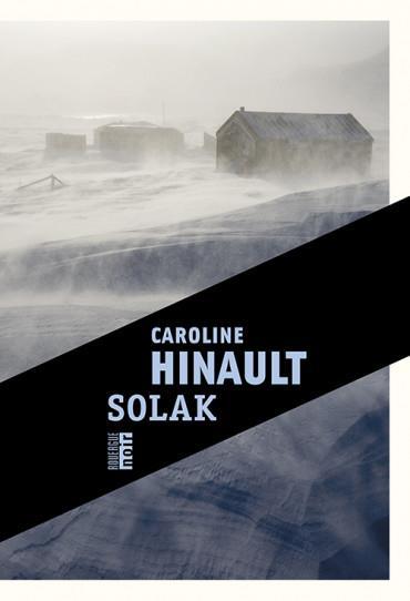 SOLAK HINAULT, CAROLINE ROUERGUE
