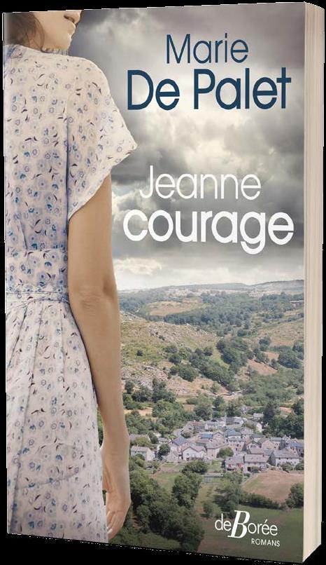 DE PALET MARIE - JEANNE COURAGE