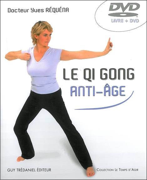 QI GONG ANTI-AGE (DVD) REQUENA (DOCTEUR) Y. TREDANIEL