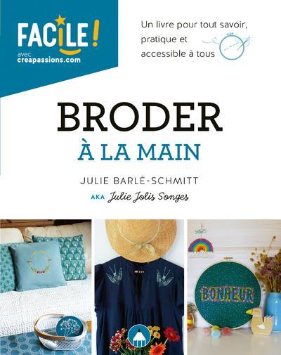 BRODER A LA MAIN JULIE JOLIS SONGES  CREAPASSIONS