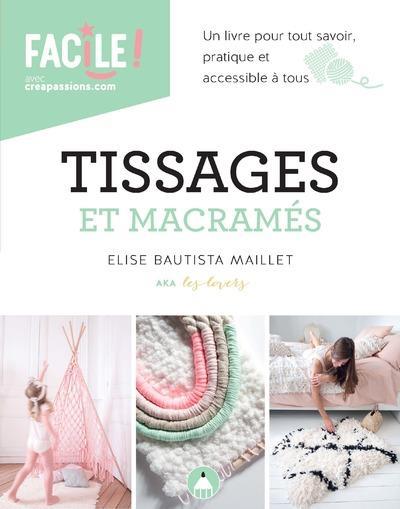 TISSAGES ET MACRAMES BAUTISTA MAILLET E. CREAPASSIONS