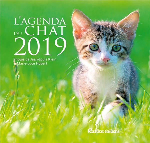 L'AGENDA DU CHAT 2019 XXX RUSTICA