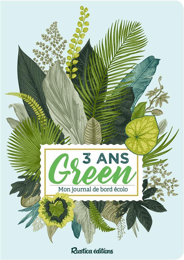 3 ANS GREEN  RUSTICA