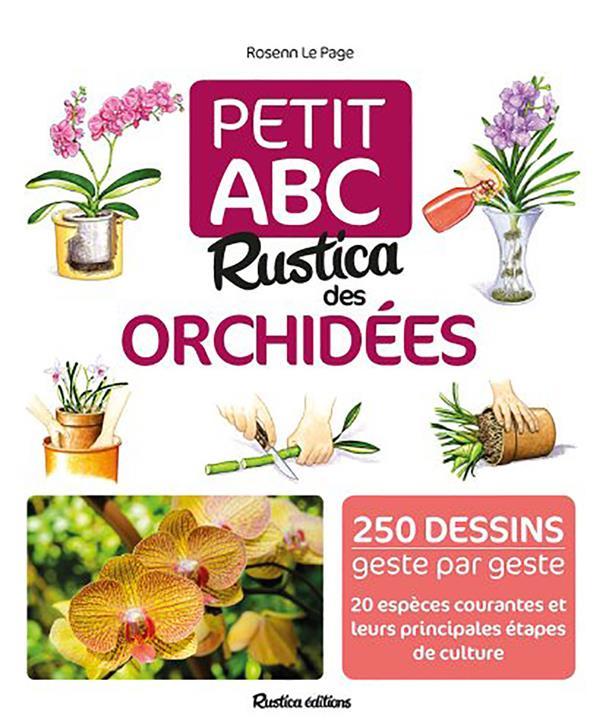PETIT ABC RUSTICA DES ORCHIDEES  RUSTICA