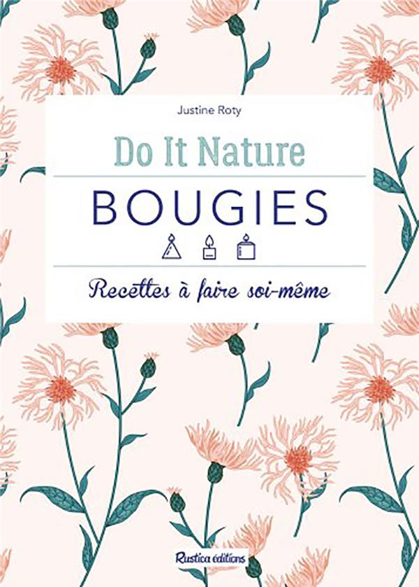 BOUGIES ROTY JUSTINE RUSTICA