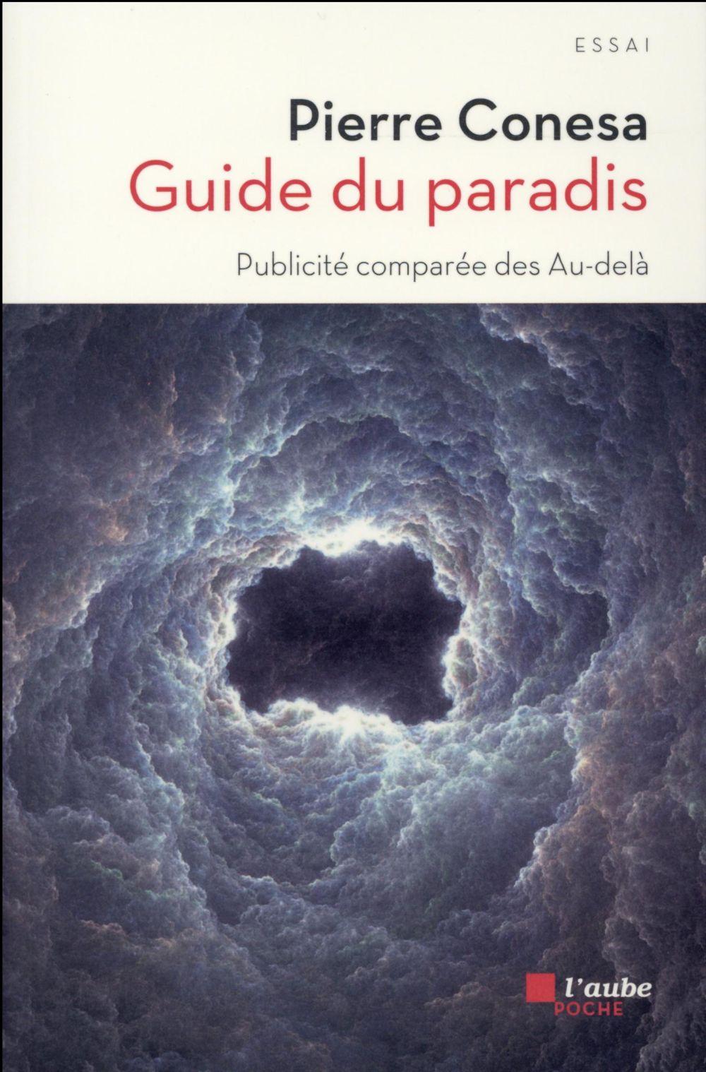 GUIDE DU PARADIS   PUBLICITE COMPAREE DES AU DELA