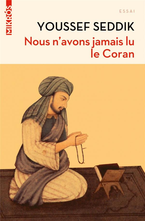 NOUS N-AVONS JAMAIS LU LE CORA SEDDIK YOUSSEF DE L AUBE