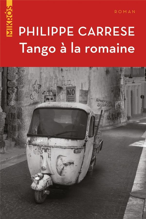 TANGO A LA ROMAINE
