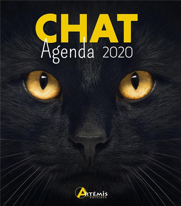 AGENDA DU CHAT 2020 COLLECTIF ARTEMIS