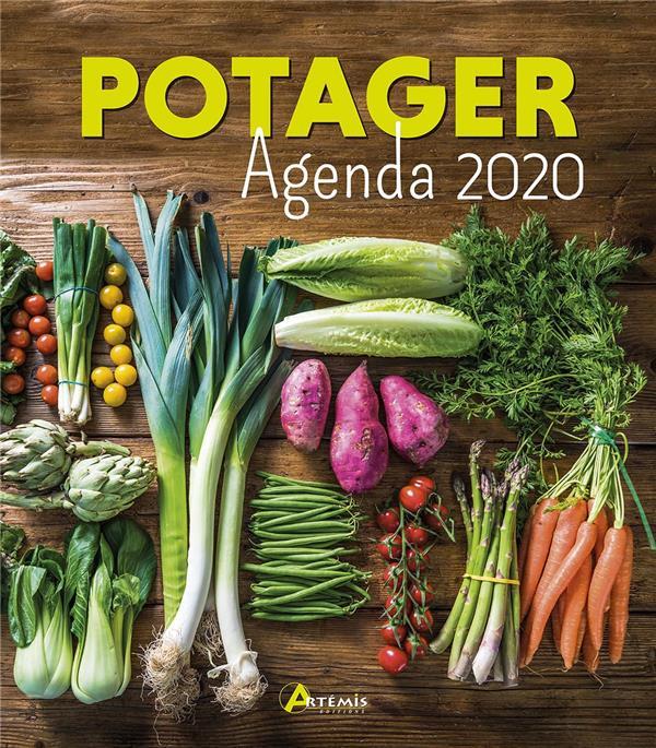 AGENDA DU POTAGER 2020 COLLECTIF ARTEMIS