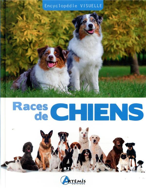 RACES DE CHIENS COLLECTIF ARTEMIS