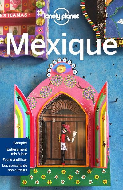 MEXIQUE 12ED  Lonely planet