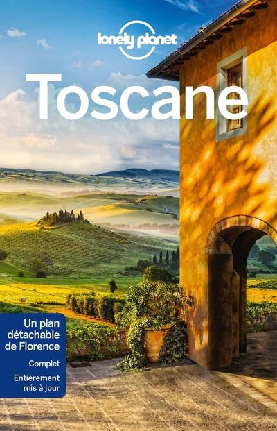 TOSCANE 9ED COLLECTIF LONELY PLANET