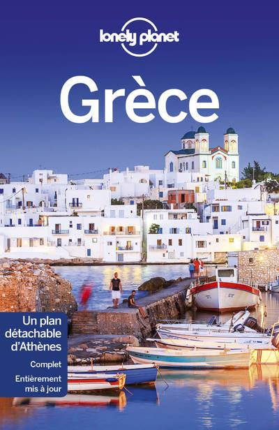 GRECE 3ED  LONELY PLANET