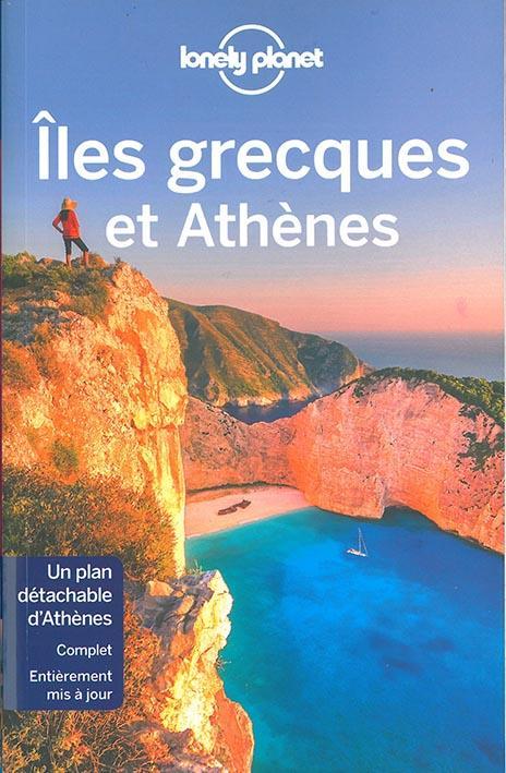 ILES GRECQUES ET ATHENES 10ED  LONELY PLANET