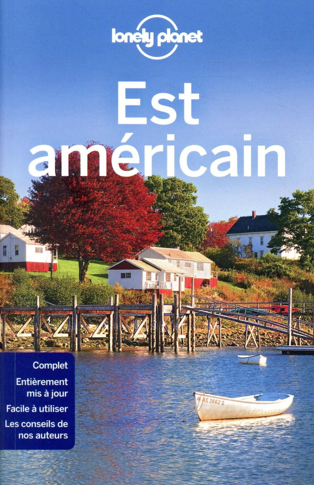 EST AMERICAIN 4ED COLLECTIF LONELY PLANET