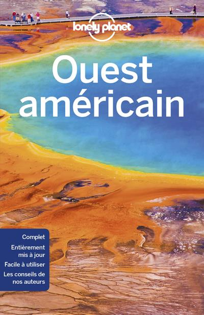 OUEST AMERICAIN 9ED COLLECTIF LONELY PLANET