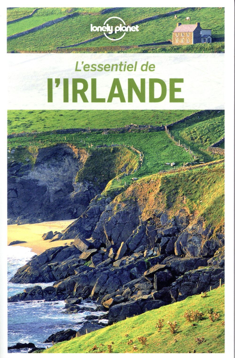 L-ESSENTIEL DE L-IRLANDE 3ED COLLECTIF LONELY PLANET