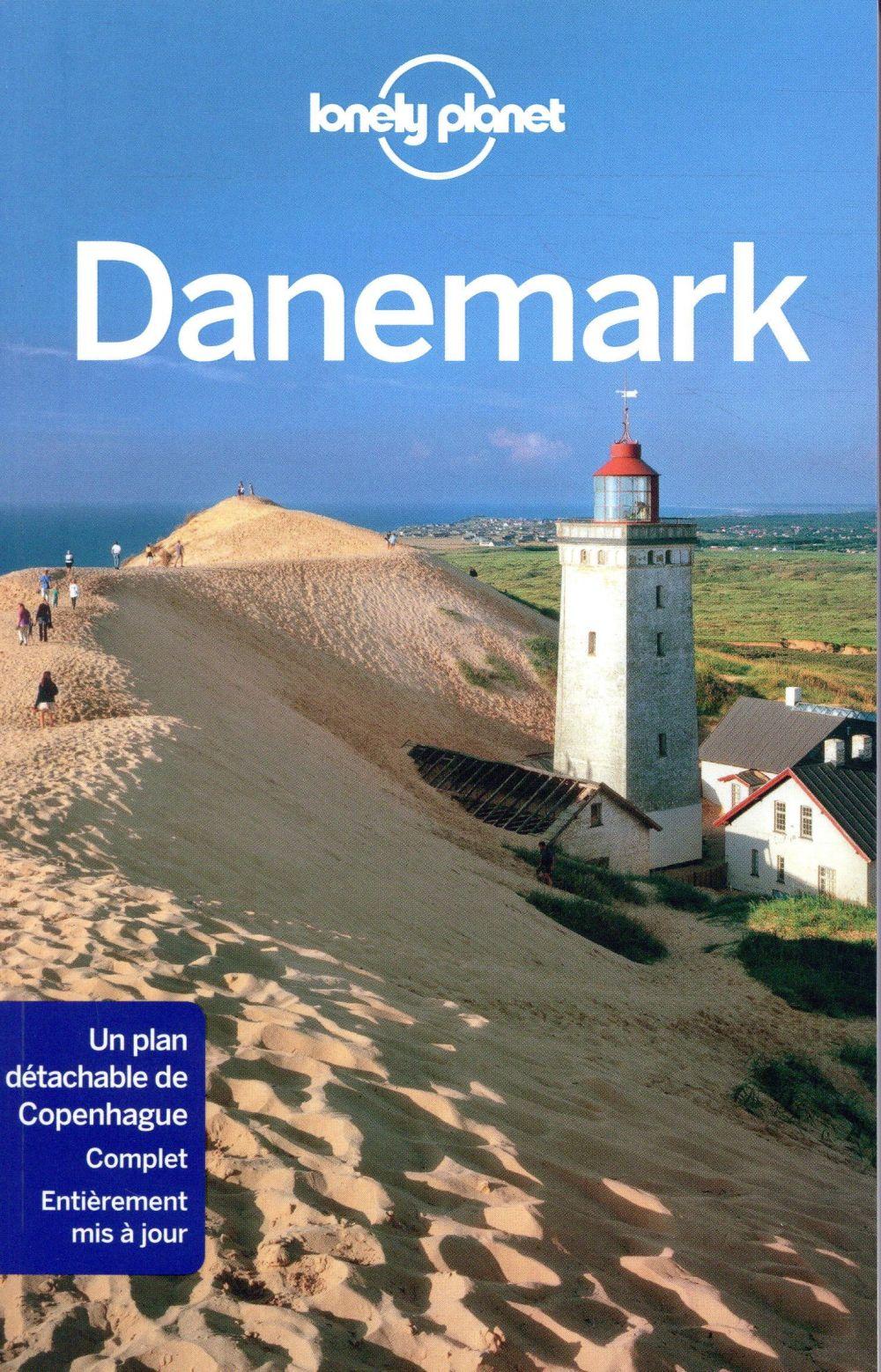 DANEMARK 2ED  LONELY PLANET