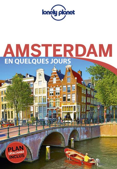 AMSTERDAM (5E EDITION) LE NEVEZ/BLASI LONELY PLANET