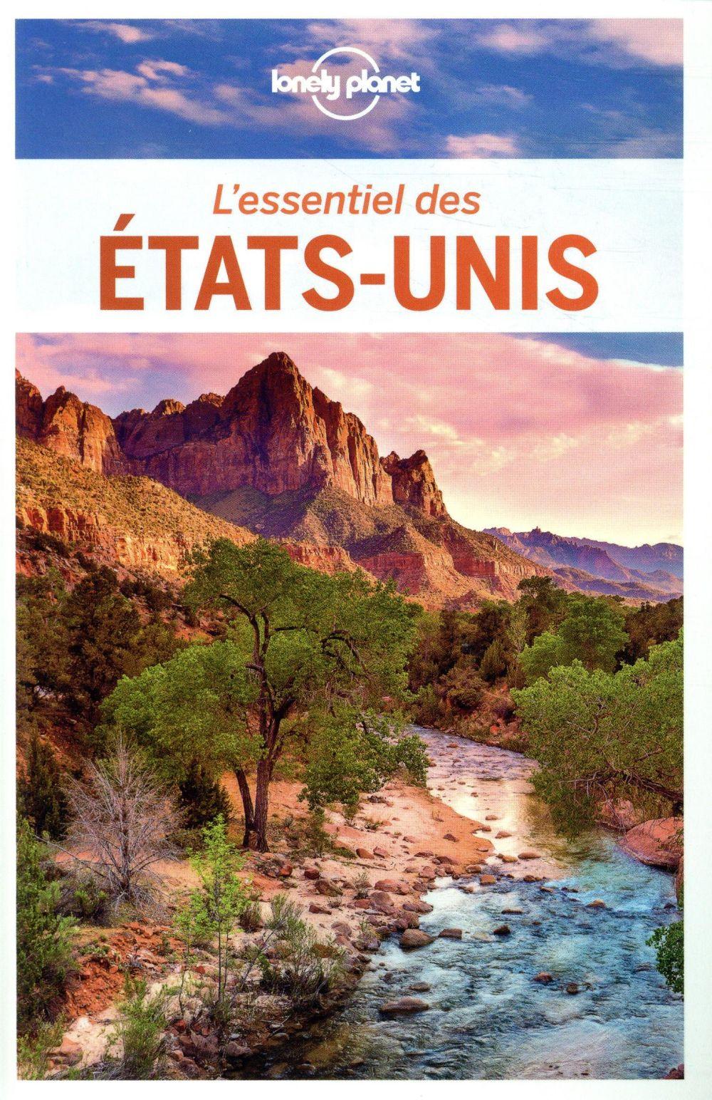 L'ESSENTIEL DES ETATS-UNIS 4ED  LONELY PLANET