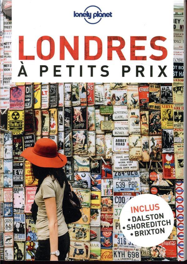 LONDRES A PETITS PRIX 5ED ANDREANI FREDERIQUE LONELY PLANET