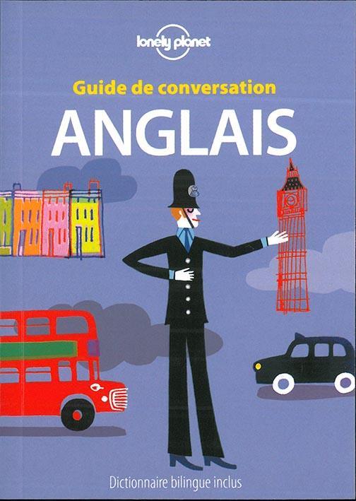 GUIDE DE CONVERSATION ANGLAIS 11ED  LONELY PLANET