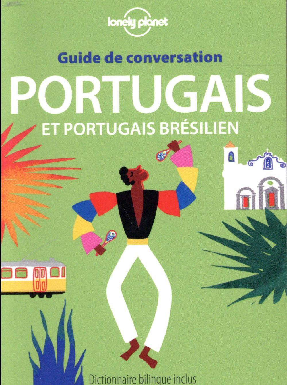 GUIDE DE CONVERSATION PORTUGAIS 8ED  LONELY PLANET