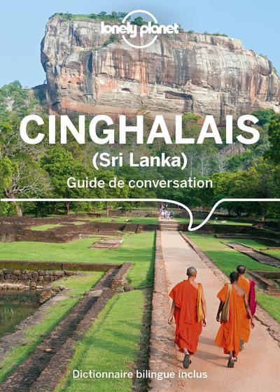 GUIDE DE CONVERSATION CINGALAI COLLECTIF LONELY PLANET