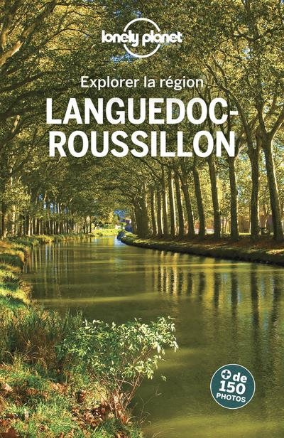 EXPLORER LA REGION LANGUEDOC-R COLLECTIF LONELY PLANET
