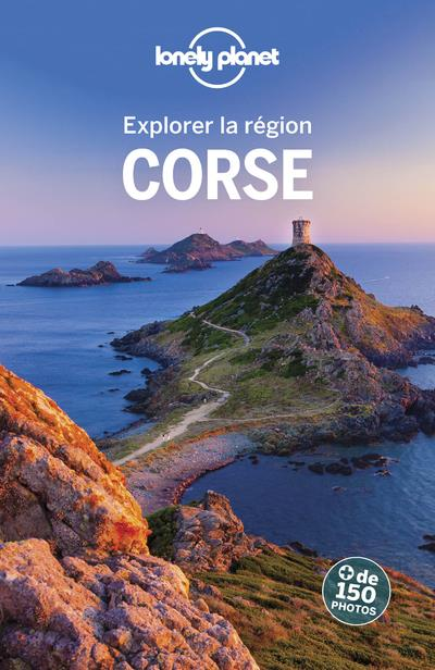 EXPLORER LA REGION CORSE 7ED COLLECTIF LONELY PLANET