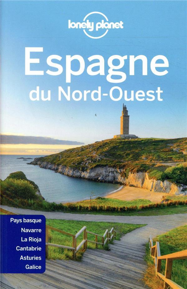 ESPAGNE DU NORD-OUEST 3ED  LONELY PLANET