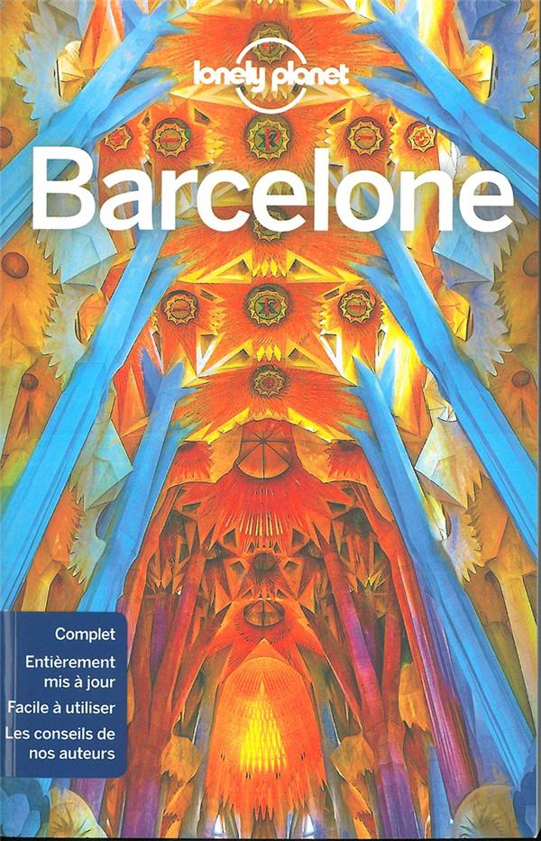 BARCELONE 11ED  LONELY PLANET