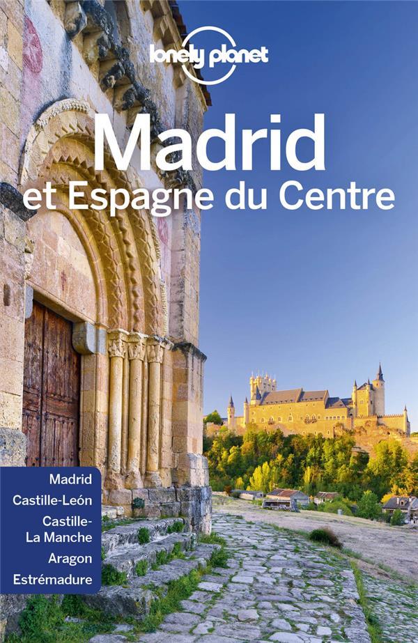 MADRID ET ESPAGNE DU CENTRE 4ED HAM/NOBLE/QUINTERO LONELY PLANET