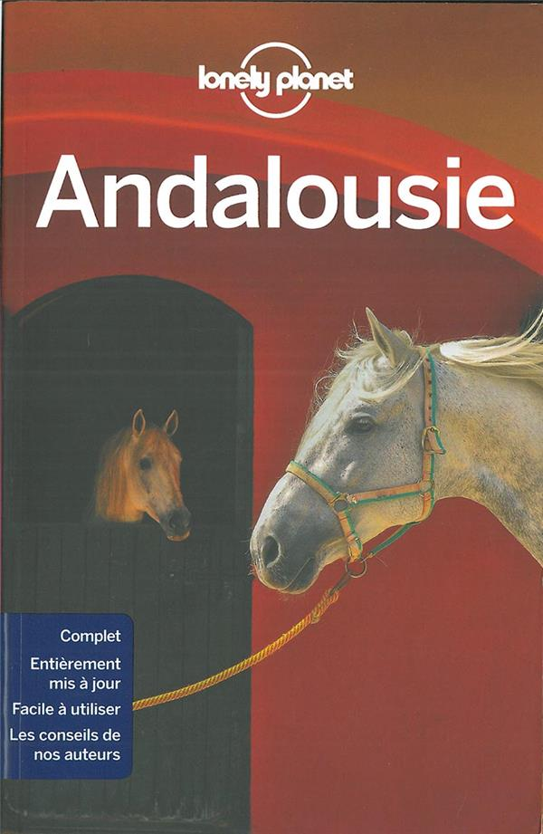 ANDALOUSIE 9ED  LONELY PLANET