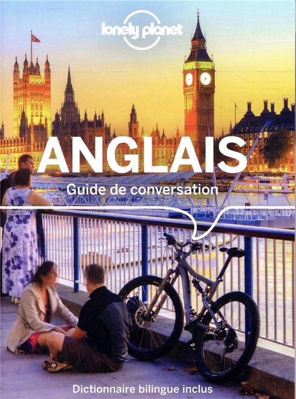 GUIDE DE CONVERSATION  -  ANGLAIS (12E EDITION) COLLECTIF LONELY PLANET