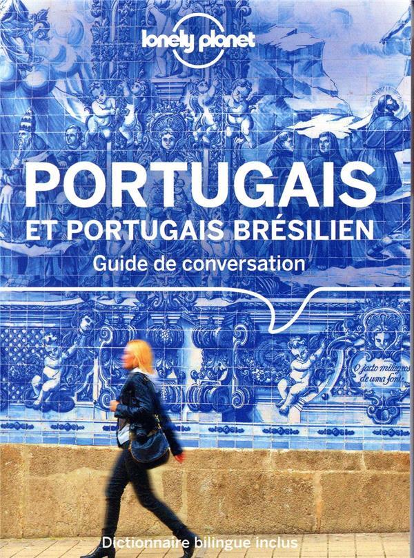 GUIDE DE CONVERSATION PORTUGAI COLLECTIF LONELY PLANET