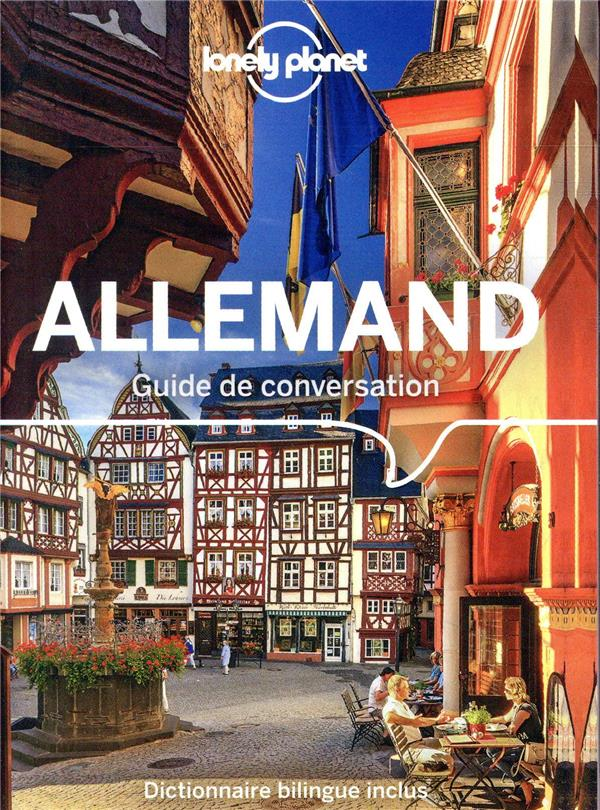 GUIDE DE CONVERSATION  -  ALLEMAND (10E EDITION)  LONELY PLANET
