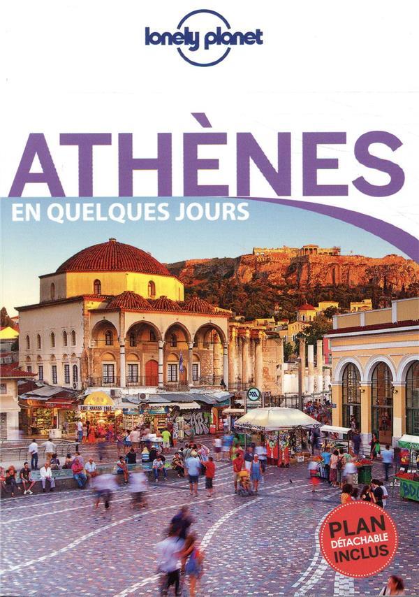 ATHENES (3E EDITION) O-NEILL ZORA LONELY PLANET