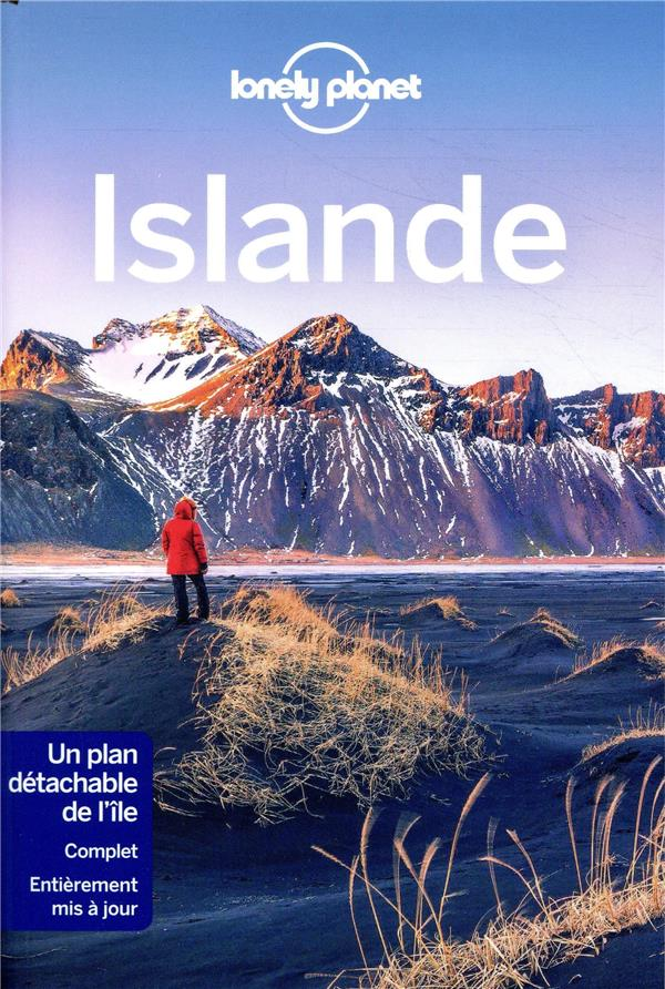 ISLANDE 5ED  LONELY PLANET