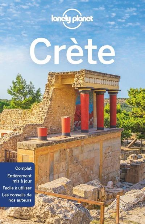 CRETE (4E EDITION) COLLECTIF LONELY PLANET