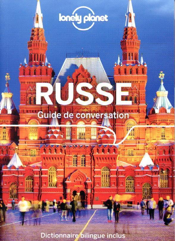 GUIDE DE CONVERSATION  -  RUSSE (8E EDITION)  LONELY PLANET
