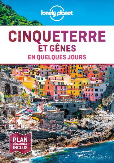 CINQUETERRE ET GENES (EDITION 2020) COLLECTIF LONELY PLANET