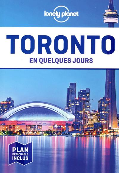TORONTO (EDITION 2020) COLLECTIF LONELY PLANET