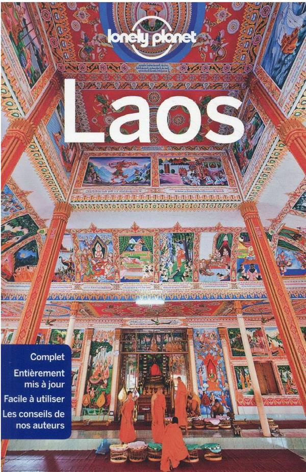 LAOS (10E EDITION) LONELY PLANET LONELY PLANET