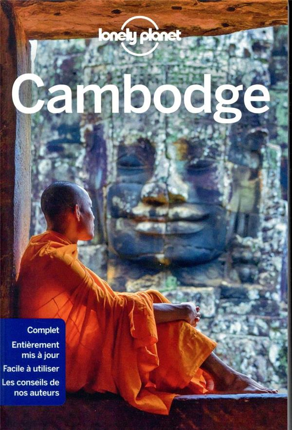 CAMBODGE 12ED LONELY PLANET LONELY PLANET