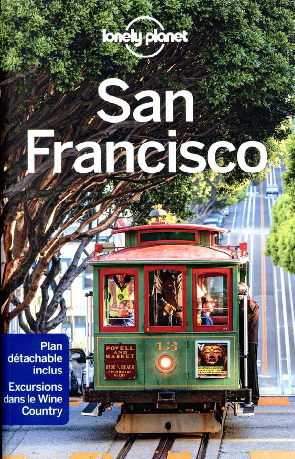 SAN FRANCISCO (2E EDITION) COLLECTIF LONELY PLANET