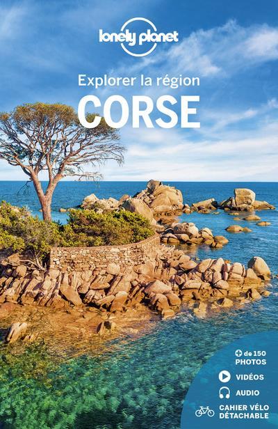 EXPLORER LA REGION  -  CORSE (9E EDITION) COLLECTIF LONELY PLANET LONELY PLANET