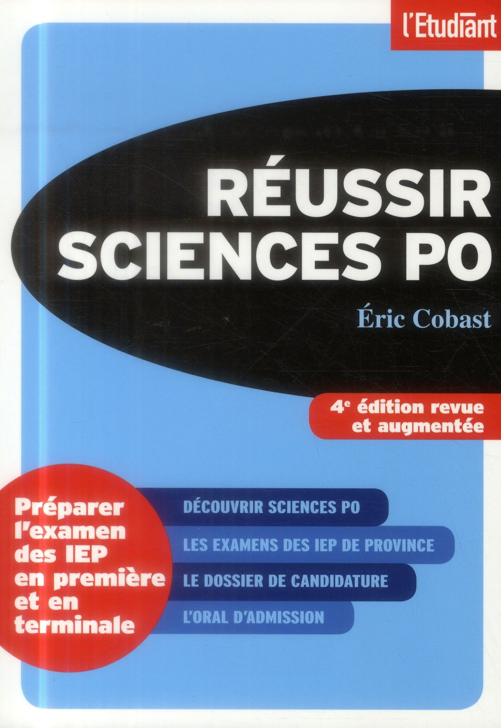 REUSSIR SCIENCES PO (4E EDITION)
